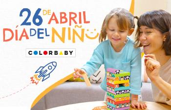"""26 de abril, """"Día del Niño y de la Niña"""""""