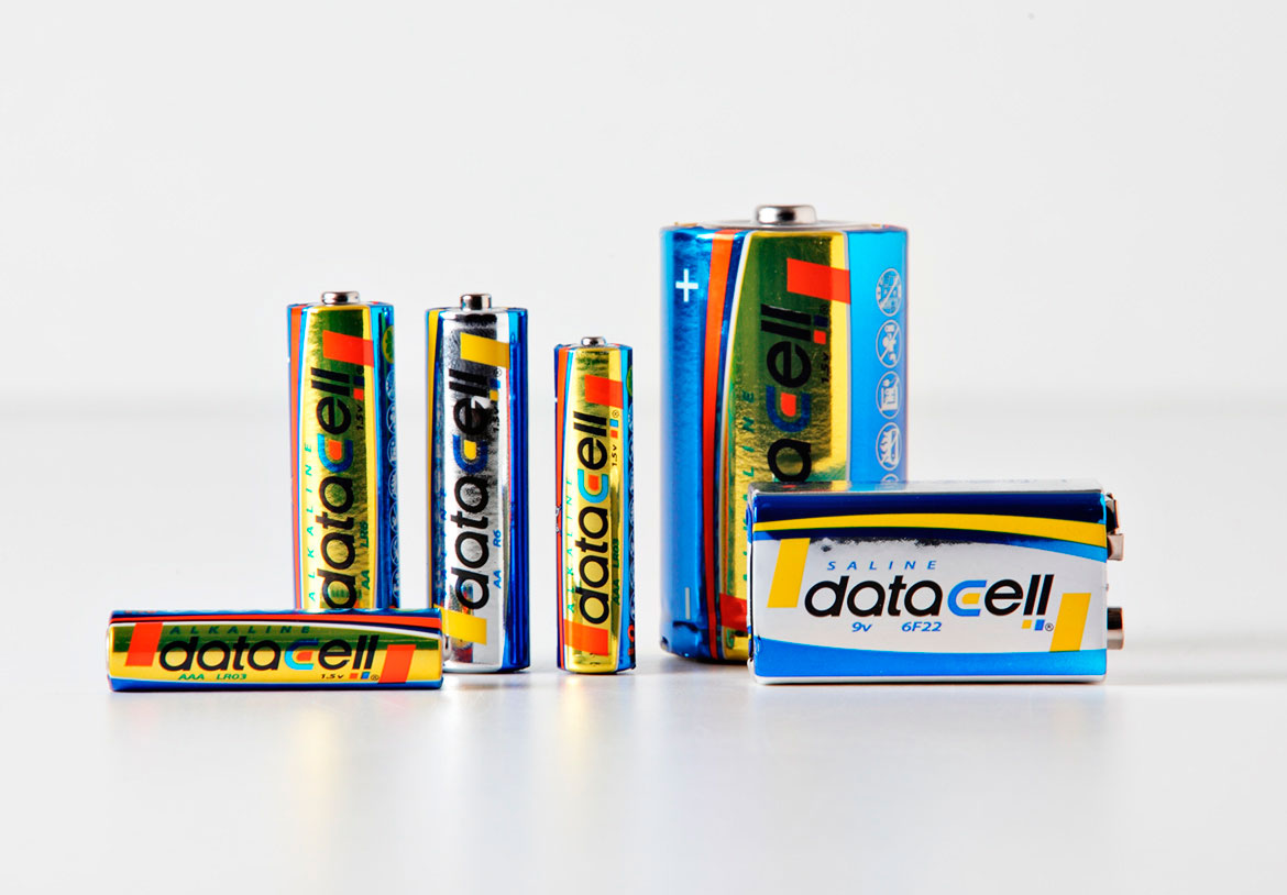 COLORBABY DATACELL Pilas