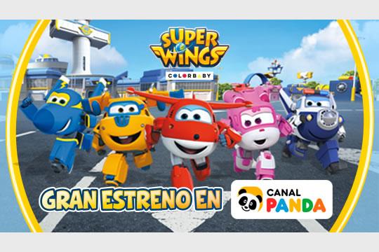 Los nuevos episodios de los Super Wings se estrenan en portugal