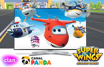 Super Wings regresa a Clan y Canal Panda con nuevos contenidos