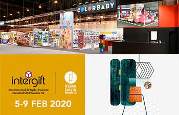 Feria Intergift Febrero 2020