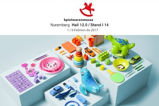 COLORBABY Spielwarenmesse
