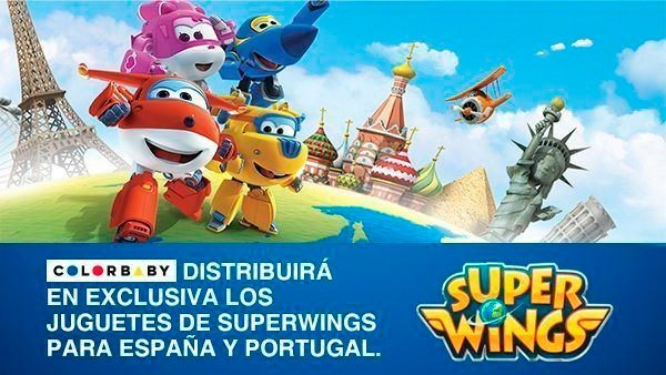 COLORBABY SUPERWINGS