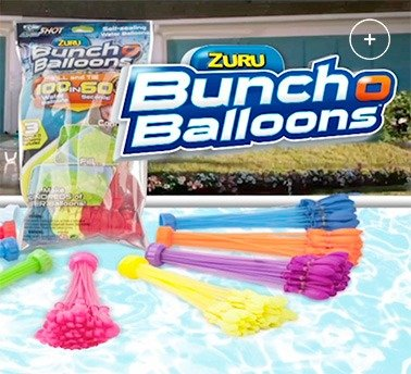 BUNCH O BALLOONS DE COLORBABY