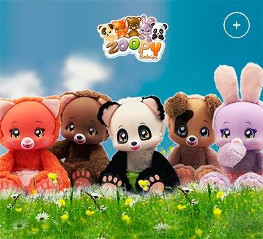 ZOOPY BABIES DE COLORBABY